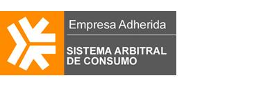 Empresa adherida al sistema arbitral de consumo