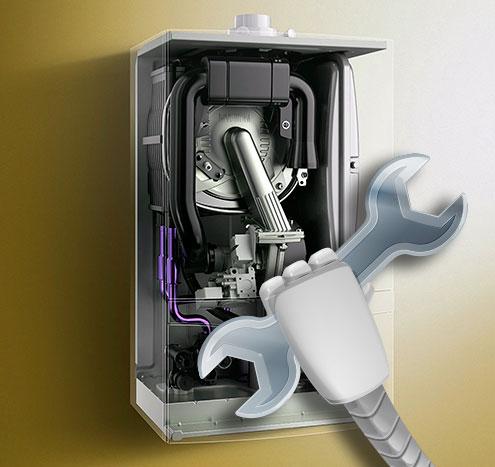 reparación de urgencias de calderas de gas