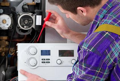 Reparación de urgencias en calderas de gas