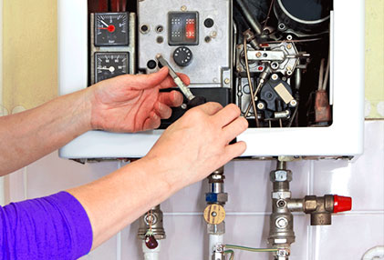Reparación de urgencias en calentadores de gas