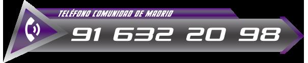 teléfono de asistencia urgente reparación calderas gas en Madrid