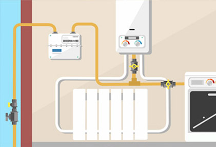 Instalador gas natural en Madrid